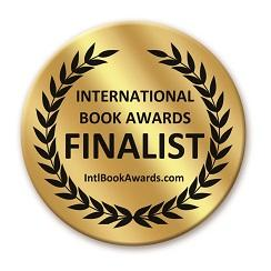 2016 Finalist Int'l Booki Awards sticker